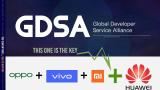 GDSA: Huawei, Xiaomi,Oppoy Vivo crearán su propia tienda de apps