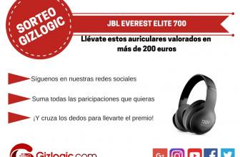 SORTEO: JBL Everest Elite 700, auriculares valorados en más de 200 euros [FINALIZADO]