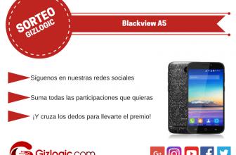 SORTEO: Blackview A5, regalamos un smartphone [FINALIZADO]