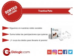 SORTEO: Tractive Pets, un GPS para tu mascota [FINALIZADO]