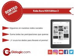 SORTEO ESPECIAL IFA '17: eReader Kobo Aura H2O Edition 2 [FINALIZADO]