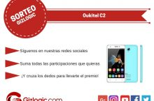 SORTEO: Oukitel C2, ¿quieres cambiar de smartphone gratis? [FINALIZADO]