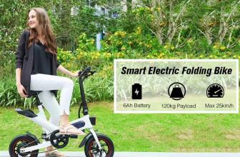 GUANGYA Y1, una bicicleta eléctrica con prestaciones equilibradas