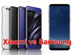 Xiaomi Mi6 o Galaxy S8, ¿quién es el mejor?¿cuál comprar?