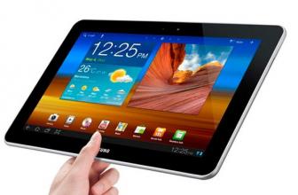 Protección antirrobo para las Samsung Galaxy Tab