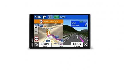 Garmin Camper 780, navegador GPS para autocaravanas
