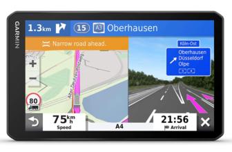 Garmin Dezl LGV700 MT-D, el GPS ideal para tu camión