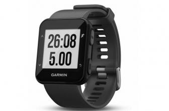 Garmin Forerunner 30, reloj deportivo simple y completo a la vez