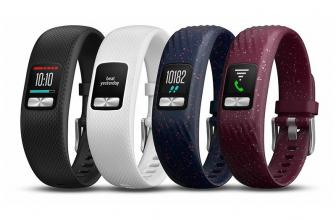 Garmin Vivofit 4, una pulsera deportiva básica con pantalla a color