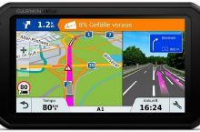 Garmin dezl 780 LMT-D, un completísimo navegador GPS para camiones