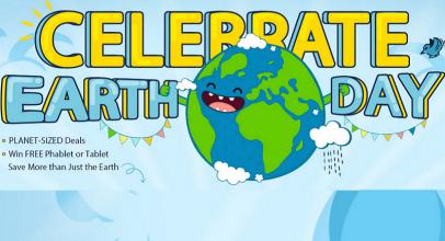 Celebra el Día de la Tierra con estas ofertas de Gearbest