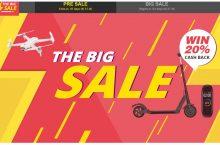 Geekbuying Big Sale, ahorra con estos cupones de descuento