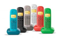 Gigaset A170, características de un teléfono inalámbrico tradicional