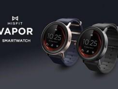 Misfit Vapor, un smartwatch elegante para el deportista de hoy