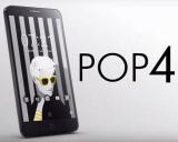 #IFA2016: Alcatel Pop4, Pop4 S y Pop4 Plus, para gustos los colores