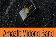 Amazfit Midong Band, la smartband a color de Xiaomi