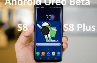 Android 8.0 Oreo Beta disponible para Samsung S8 y S8 Plus