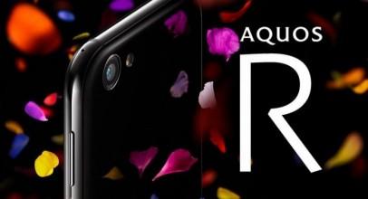 Aquos R, lo más nuevo de la marca nipona Sharp