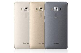 Asus Zenfone 3 finalmente presentado: 3 sabores a elegir.