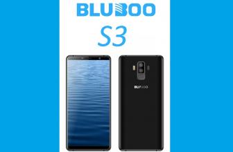 Bluboo S3 hará posible tener un Galaxy S9, o casi