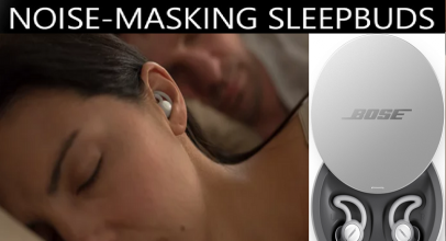 """Bose Sleepbuds, los auriculares inalámbricos de """"Morfeo"""""""