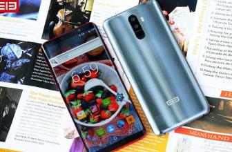 Elephone S9 Pro, la copia del nuevo Galaxy de Samsung