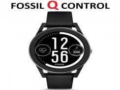 Fossil Q Control, el smartwatch deportivo de la marca