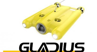 Gladius, el dron con el que surcaremos los mares pero por debajo