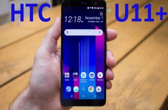 """HTC U11+ la pantalla """"infinita"""" que faltaba en el mercado"""