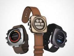 Hagic watch, un smartwatch grande y con aspecto retro que os gustará