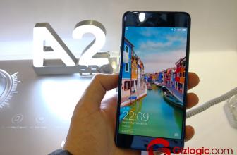 #MWC18: Hisense A2 Pro, un smartphone para la lectura