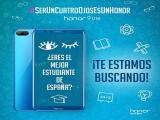 Honor premia durante este mes a los mejores alumnos españoles