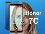 Honor 7C, este gama media ha sido presentado hoy