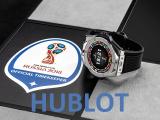 Hublot, el smartwatch de los árbitros para el mundial 2018