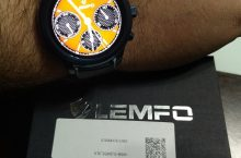 "LEMFO LEM5 Pro, poniendo ""elegante"" nuestra muñeca"