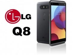 LG Q8, un smartphone con doble de todo sin tener que beber