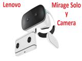 #CES18: Lenovo Mirage, el equipo de realidad virtual perfecto