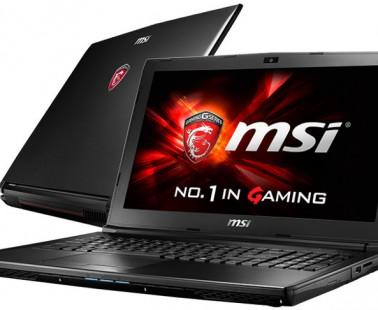 MSI GL62 6QD-431XES, ¿os gusta el gaming?