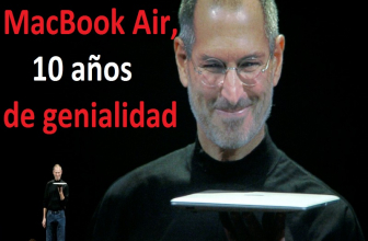 MacBook Air, feliz décimo cumpleaños Steve Jobs