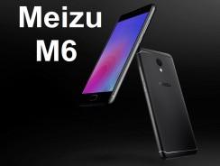 Meizu M6 presentado oficialmente y listo para el combate