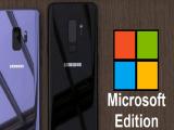 Microsoft Edition, la nueva versión para el Samsung S9 y S9+