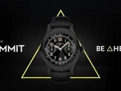 Montblanc Summit, el lujo de las plumas ahora en un smartwatch