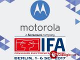 #IFA17: Motorola Moto X4, Moto G5S y G5S Plus para tod@s vosotr@s