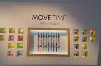 #IFA2016: Los wearables Move de Alcatel