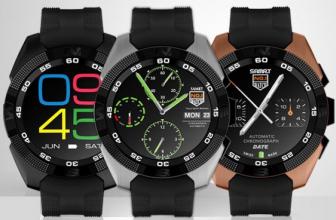 Smartwatch No.1 G5, de nuevo al ataque