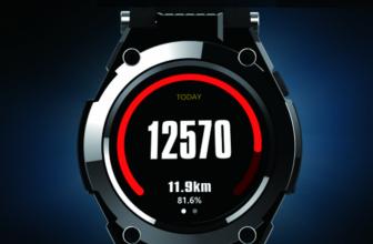 No.1 G9, el nuevo smartwatch deportivo está en camino