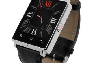 No.1 S6, smartwatch con estilo