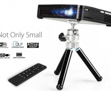 Proyector HDP200, pequeño pero matón
