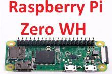 Raspberry Pi Zero WH, la última versión del famoso micro PC