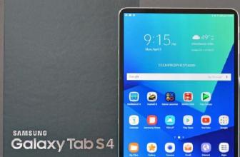 Samsung Galaxy Tab S4, cada vez más cerca de tus manos
